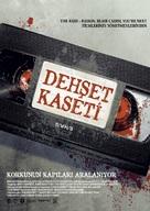 V/H/S/2 - Turkish Movie Poster (xs thumbnail)
