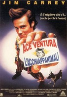 Ace Ventura: Pet Detective - Italian Movie Poster (xs thumbnail)