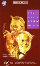 There Was a Crooked Man... - Australian VHS movie cover (xs thumbnail)