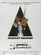A Clockwork Orange - French Movie Poster (xs thumbnail)
