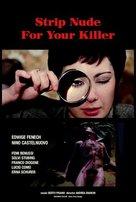 Nude per l'assassino - Movie Poster (xs thumbnail)