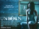 The Unborn - British Movie Poster (xs thumbnail)