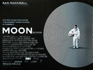 Moon - British Movie Poster (xs thumbnail)