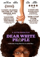 Dear White People - Canadian DVD cover (xs thumbnail)