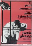 The Hustler - Swedish Movie Poster (xs thumbnail)