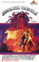 Clash of the Titans - Finnish VHS movie cover (xs thumbnail)