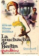 Fräulein - Movie Poster (xs thumbnail)