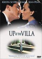 Up at the Villa - DVD cover (xs thumbnail)