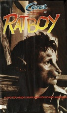 Ratboy - Brazilian VHS movie cover (xs thumbnail)