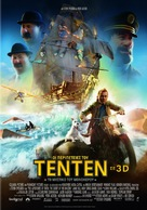 The Adventures of Tintin: The Secret of the Unicorn - Greek Movie Poster (xs thumbnail)