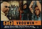 99 mujeres - Italian Movie Poster (xs thumbnail)