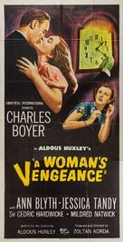 A Woman's Vengeance - Movie Poster (xs thumbnail)