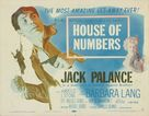 House of Numbers - Movie Poster (xs thumbnail)