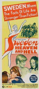 Svezia, inferno e paradiso - Movie Poster (xs thumbnail)