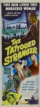 The Tattooed Stranger - Movie Poster (xs thumbnail)
