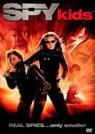 Spy Kids - DVD cover (xs thumbnail)