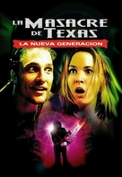 The Return of the Texas Chainsaw Massacre - Spanish Movie Cover (xs thumbnail)
