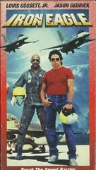 Iron Eagle - VHS cover (xs thumbnail)