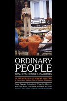 Ordinary People - French Movie Poster (xs thumbnail)