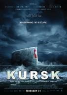 Kursk - Hong Kong Movie Poster (xs thumbnail)