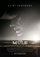 The Mule - German Movie Poster (xs thumbnail)