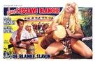 Liane, die weiße Sklavin - Belgian Movie Poster (xs thumbnail)