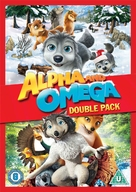 Alpha and Omega 2: A Howl-iday Adventure - British DVD cover (xs thumbnail)