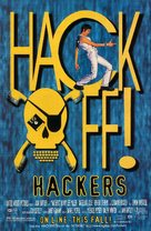 Hackers - Movie Poster (xs thumbnail)