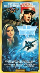 Blue Tornado - VHS movie cover (xs thumbnail)