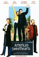 America's Sweethearts - German Movie Poster (xs thumbnail)