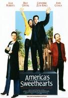 America's Sweethearts - German Movie Poster (xs thumbnail)