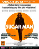 Searching for Sugar Man - Polish Movie Poster (xs thumbnail)