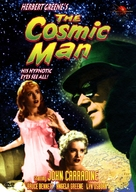 The Cosmic Man - DVD cover (xs thumbnail)
