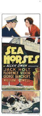 Sea Horses - Movie Poster (xs thumbnail)
