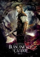 Snow White and the Huntsman - Mexican Movie Poster (xs thumbnail)
