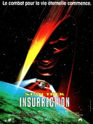 Star Trek: Insurrection - French Movie Poster (xs thumbnail)
