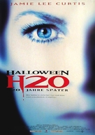 Halloween H20: 20 Years Later - German Movie Poster (xs thumbnail)