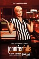 Jennifer Falls - Movie Poster (xs thumbnail)