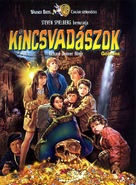 The Goonies - Hungarian Movie Cover (xs thumbnail)