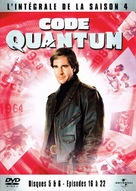"""Quantum Leap"" - French DVD movie cover (xs thumbnail)"