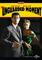 The Unguarded Moment - DVD cover (xs thumbnail)