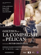 Goltzius and the Pelican Company - French Movie Poster (xs thumbnail)
