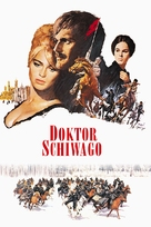 Doctor Zhivago - German DVD movie cover (xs thumbnail)
