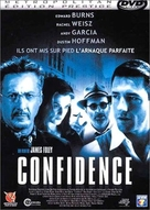 Confidence - French DVD cover (xs thumbnail)