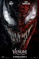 Venom: Let There Be Carnage - New Zealand Movie Poster (xs thumbnail)