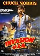 Invasion U.S.A. - German Movie Poster (xs thumbnail)