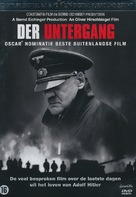 Der Untergang - Dutch DVD cover (xs thumbnail)