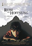 Reise der Hoffnung - Swiss Re-release poster (xs thumbnail)