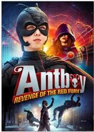 Antboy: Den Røde Furies Hævn - DVD cover (xs thumbnail)