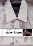 Baisers volés - DVD movie cover (xs thumbnail)